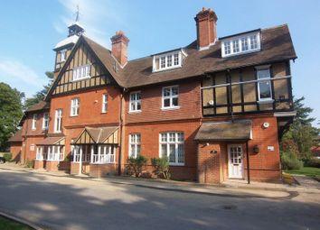 Thumbnail 2 bedroom flat for sale in St Cross Chambers, Upper Marsh Lane, Hoddesdon