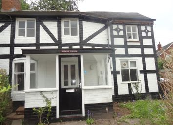 Thumbnail 2 bed cottage to rent in The Mount, Shrewsbury