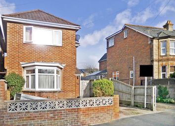 Thumbnail 4 bed detached house for sale in Adelaide Grove, East Cowes, Isle Of Wight