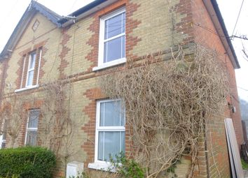 Thumbnail 2 bed end terrace house to rent in Forelands Road, Bembridge