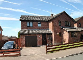 Thumbnail 4 bed detached house for sale in Pike Road, Coleford