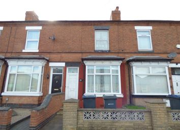 Thumbnail 2 bed terraced house for sale in Wood Lane, Harborne, Birmingham