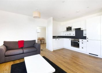 Thumbnail 1 bed flat to rent in Connaught Heights, Agnes George Walk, London
