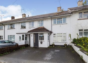 Thumbnail 3 bed terraced house for sale in Punch Copse Road, Crawley