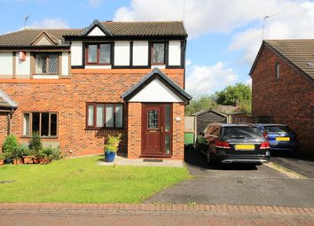 Thumbnail 3 bed semi-detached house for sale in Steeple View, Ashon-On-Ribble, Preston, Lancashire