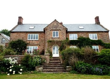 Thumbnail 5 bed farmhouse to rent in Skilgate, Taunton