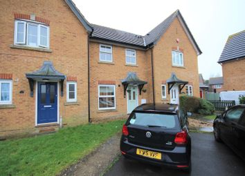 Thumbnail 2 bed terraced house for sale in Winter Drive, Folkestone