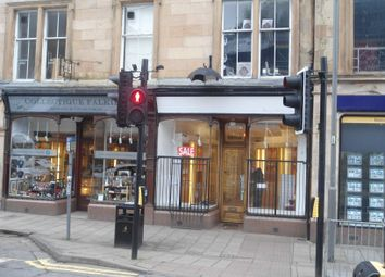 Thumbnail Retail premises to let in 46 Newmarket Street, Falkirk