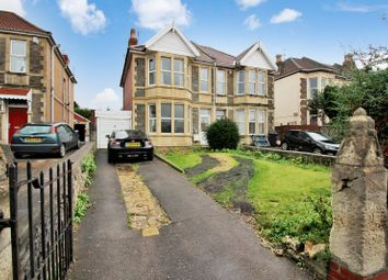 Thumbnail 4 bed semi-detached house for sale in Wells Road, Knowle, Bristol
