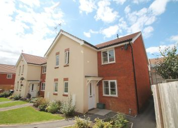 Thumbnail 2 bed end terrace house to rent in Mallard Close, St George, Bristol