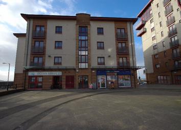 Thumbnail 2 bed flat to rent in Churchill Tower, South Harbour Street, Ayr, South Ayrshire KA7 1Jp, Ka7