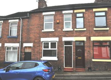Thumbnail 3 bed terraced house for sale in Frank Street, Stoke, Stoke On Trent