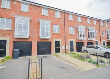 Thumbnail 4 bed terraced house for sale in Molyneux Square, Hampton Vale, Peterborough