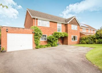 Thumbnail 4 bed detached house for sale in Meeting House Lane, Balsall Common, Coventry