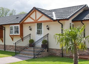 Thumbnail 2 bed mobile/park home for sale in Cannisland Park, Parkmill, Swansea