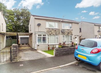 Thumbnail 2 bed semi-detached house for sale in Redlands Close, Pencoed, Bridgend.