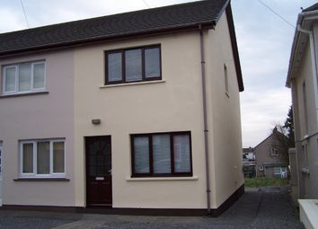Thumbnail 2 bed end terrace house to rent in Llandeilo Road, Cross Hands, Llanelli