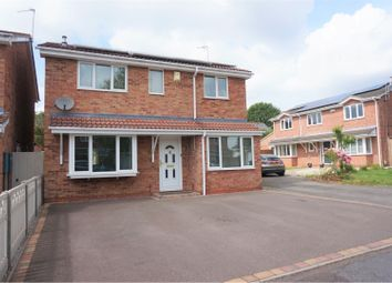 4 bed detached house for sale in Aquitaine Close, Enderby LE19
