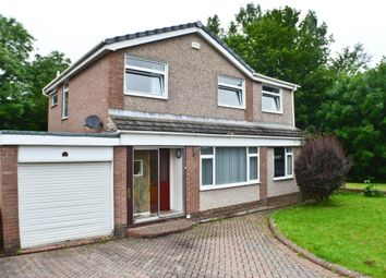 Thumbnail 4 bed detached house for sale in Maple Grove, Prudhoe