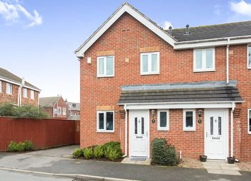 Thumbnail 3 bed semi-detached house for sale in Milton Gardens, Featherstone, Pontefract