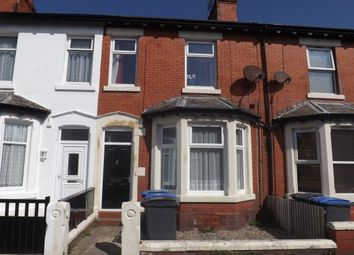 Thumbnail 1 bed flat to rent in Granville Road, Blackpool