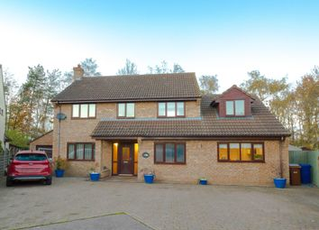 Thumbnail 4 bed detached house for sale in Laurel Close, Haverhill