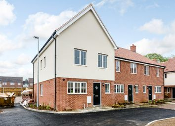 Thumbnail 3 bedroom terraced house for sale in High Street, Watton, Thetford