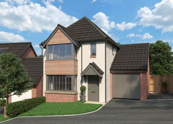 Thumbnail 3 bed detached house for sale in The Feltham Plot 3, Elm Walk, Portishead