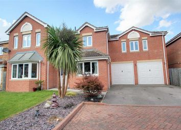 Thumbnail 5 bed detached house for sale in Richmond Drive, North Hykeham, North Hykeham, Lincoln