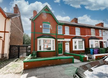 2 bed end terrace house for sale in Cedar Road, Walton, Liverpool L9