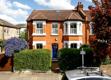 Thumbnail 4 bed semi-detached house to rent in Clarence Road, London