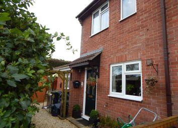 Thumbnail 2 bed semi-detached house to rent in Hambledon View, Sturminster Newton
