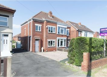 Thumbnail 3 bed semi-detached house for sale in Rotherham Road, Barnsley