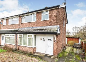 Thumbnail 3 bed semi-detached house for sale in Windscale Road, Fearnhead, Warrington, Cheshire