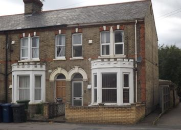 Thumbnail 4 bedroom end terrace house to rent in Elizabeth Way, Cambridge