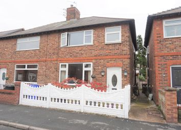Thumbnail 3 bed semi-detached house for sale in Baines Avenue, Manchester