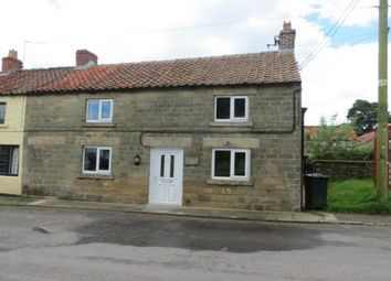 Thumbnail 2 bed cottage to rent in Boonhill Road, Fadmoor, York