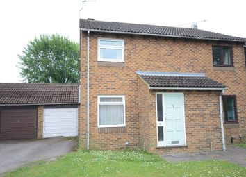 Thumbnail 2 bed end terrace house to rent in Harrington Close, Lower Earley, Reading
