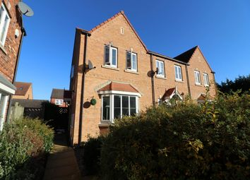Thumbnail 3 bed terraced house to rent in Mallard Chase, Hatfield, Doncaster