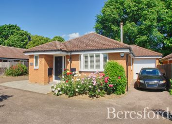 Thumbnail 3 bed detached bungalow for sale in Wyatts Green Lane, Wyatts Green, Brentwood, Essex