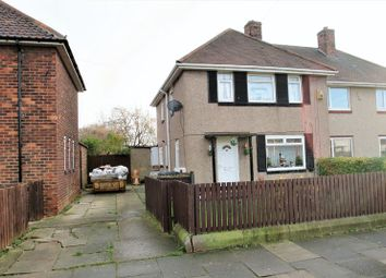 Thumbnail 3 bed semi-detached house for sale in Rainsford Crescent, Middlesbrough
