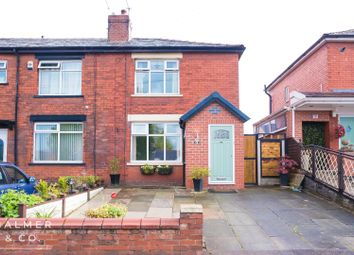 Thumbnail 2 bed end terrace house for sale in Corner Lane, Leigh, Greater Manchester