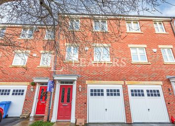 Thumbnail 3 bed town house to rent in Angelica Close, Littleover, Derby