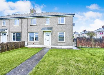 Thumbnail 3 bed semi-detached house to rent in Moss Bay Road, Workington