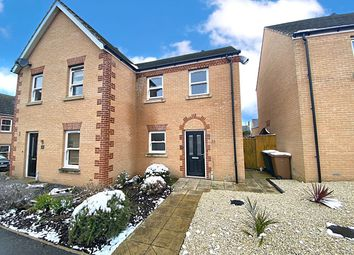 Thumbnail 2 bed semi-detached house for sale in Bluebell Close, Downham Market