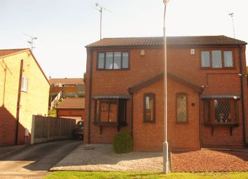 Thumbnail 2 bed semi-detached house to rent in Little Hollies, Forest Town, Mansfield