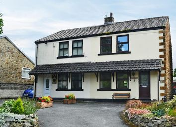 Thumbnail 3 bed semi-detached house for sale in Burnfoot, St. Johns Chapel, Bishop Auckland