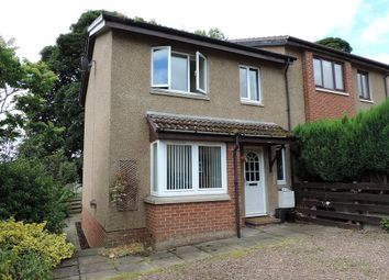 Thumbnail 3 bed semi-detached house for sale in 18 Kingsknowe Place, Galashiels