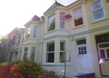2 bed flat to rent in St. Barnabas Terrace, Plymouth PL1