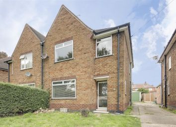 3 bed semi-detached house for sale in Killisick Road, Arnold, Nottinghamshire NG5